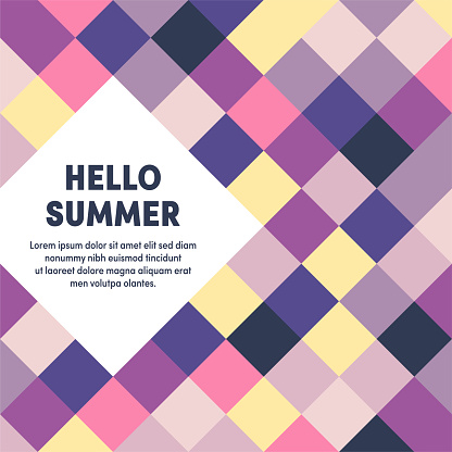 Hello Summer Multipurpose Business Cover Design