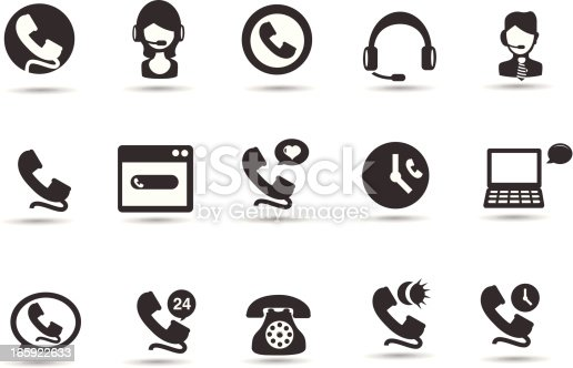 help desk icons stock vector art  u0026 more images of 24 hrs