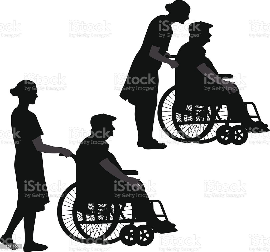 Help Vector Silhouette royalty-free help vector silhouette stock vector art & more images of adult