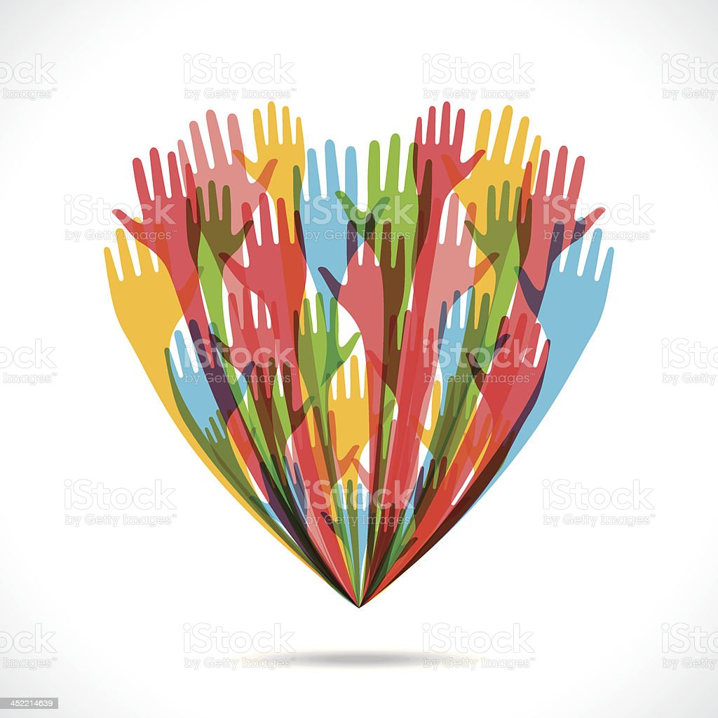 helping hand royalty-free helping hand stock vector art & more images of a helping hand