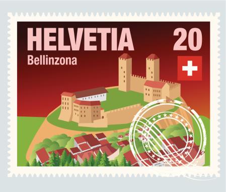 Helvetia  Postage