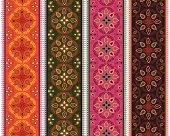 Henna Banner/ Border