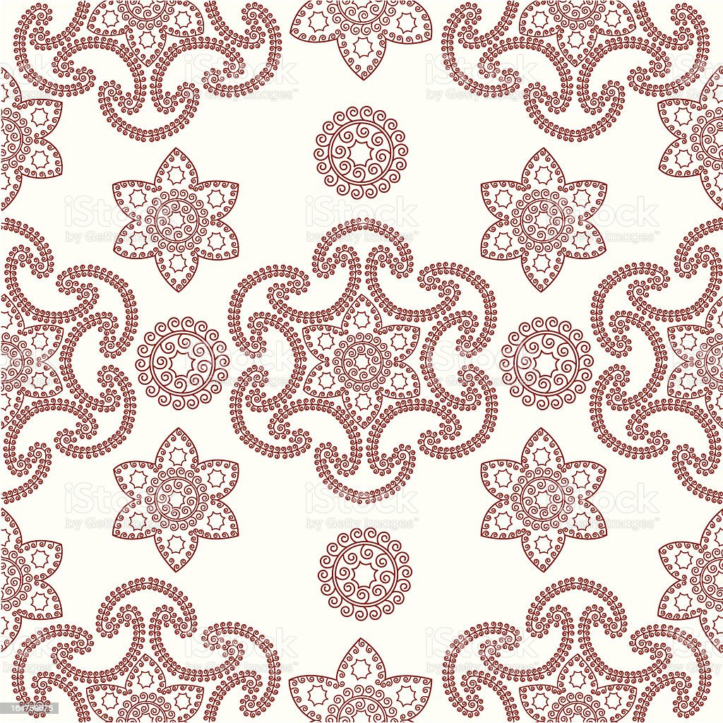 henna seamless design royalty-free henna seamless design stock vector art & more images of cut out