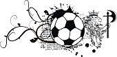 heraldic lion emblem soccer coat of arms tattoo tshirt6