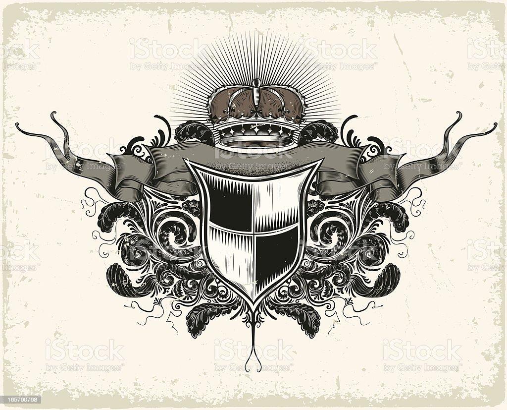 corona araldica