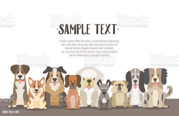 Herd of dogs background with sample text vector id985764108?b=1&k=6&m=985764108&s=612x612&h=lhohm3jdpygtjzf505 vxq3ktpjsrf ocul0b479mfu=