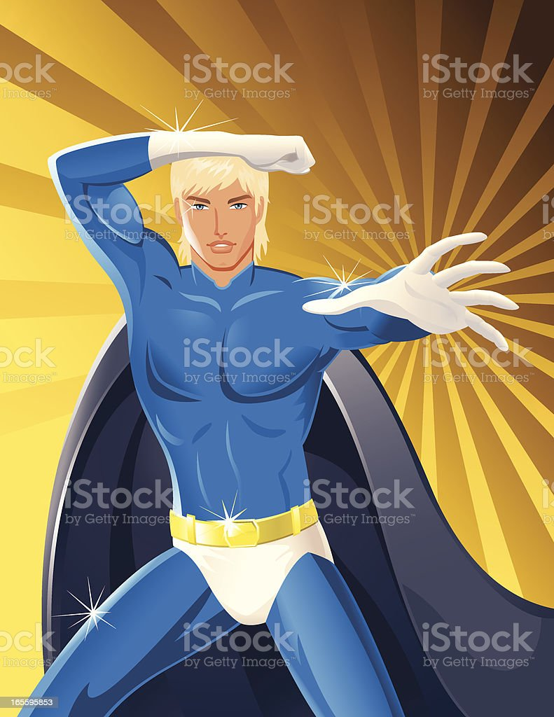 Hero royalty-free hero stock vector art & more images of activity