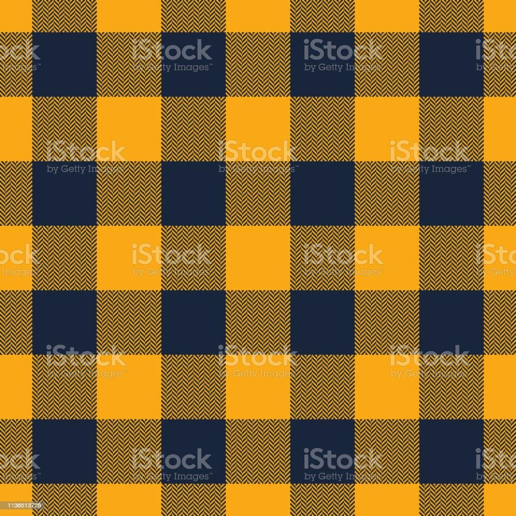 Herringbone gingham / vichy / buffalo check pattern. Seamless pixel...