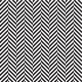 Herringbone seamless pattern