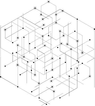 hexa mesh complex