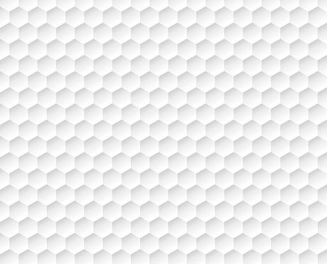 hexagon pattern emboss