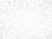 hexagonal design background