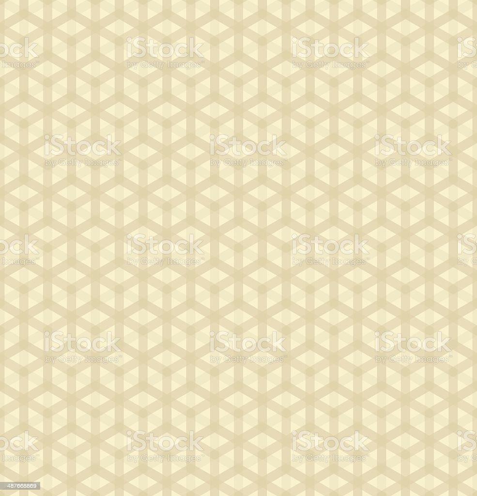 hexagonal pattern royalty-free stock vector art