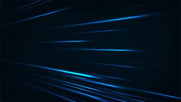 Hi-speed-Konzept – Vektorgrafik