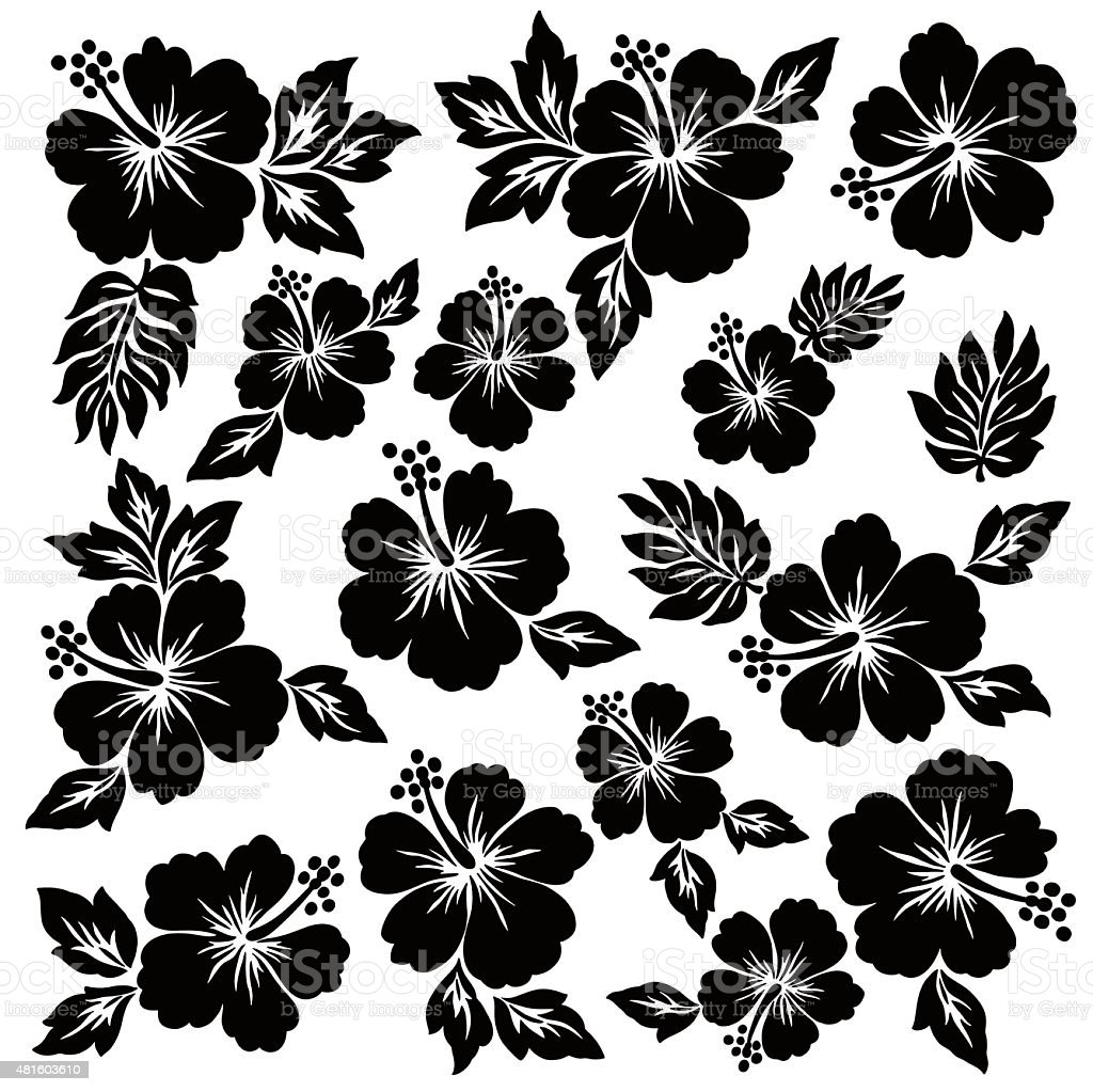 Hibiscus flower illustration stock vector art more images of 2015 hibiscus flower illustration royalty free hibiscus flower illustration stock vector art amp more images izmirmasajfo Gallery