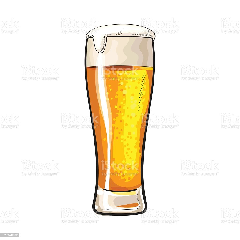 Craft Wheat Beer