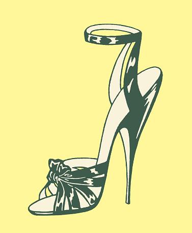 High Heel Shoe