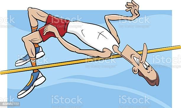 High jump sportsman cartoon vector id638952722?b=1&k=6&m=638952722&s=612x612&h=l2su2jrvvx6exhj4ywiugx02oen8gdghv 1xqbsmtze=
