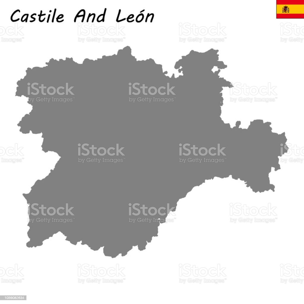 Autonome Regionen Spanien Karte.Autonome Regionen Spanien Karte