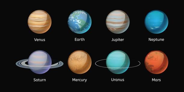illustrations, cliparts, dessins animés et icônes de illustration de vecteur d'étoile d'étoile d'orbite d'orbite d'orbite d'orbite d'orbite d'orbite d'orbite d'orbite d'orbite de planète de haute qualité de planète de - venus
