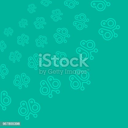 istock High Quality Vintage Decorative Oriental Mandala on ColorBackground . Isolated Vector Elements 957855398