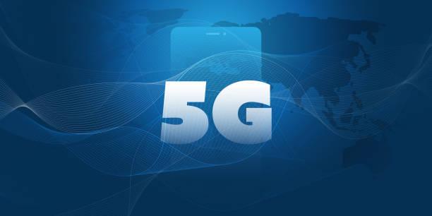 5g high speed breitband-mobilfunknetze - computergrundlagen stock-grafiken, -clipart, -cartoons und -symbole