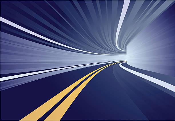 road tunnel vector art & graphics | freevector.com  free vector