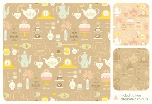High Tea Pattern
