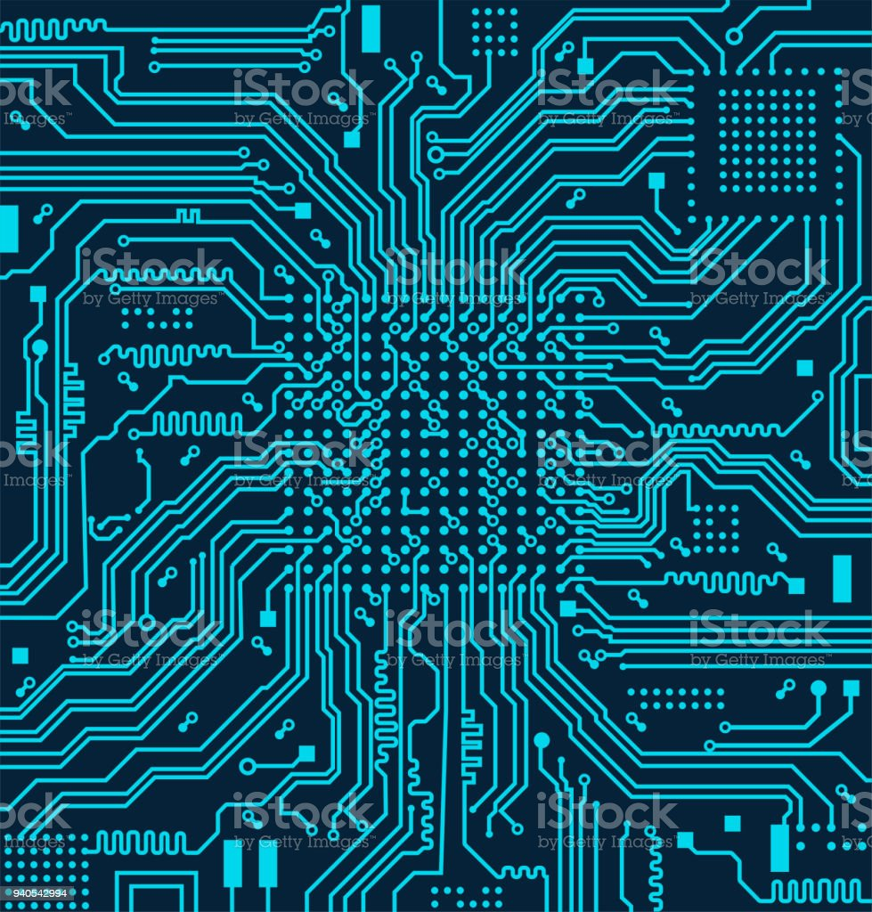 Red Circuit Board Background No Copyright - Wiring Diagram Services •
