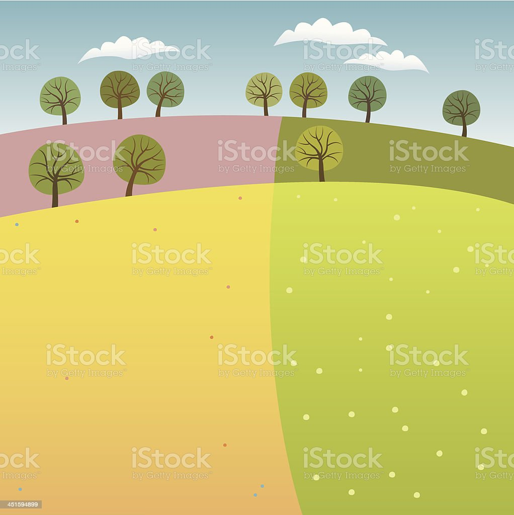 Highland royalty-free highland stock vector art & more images of agriculture