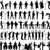 istock Highly Detailed Musicians 528412035
