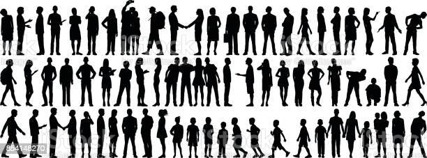 Highly detailed people silhouettes vector id854148270?b=1&k=6&m=854148270&s=612x612&h= f6igfqp shsd9p1ntaocunzrtumnait04s gmeezx8=