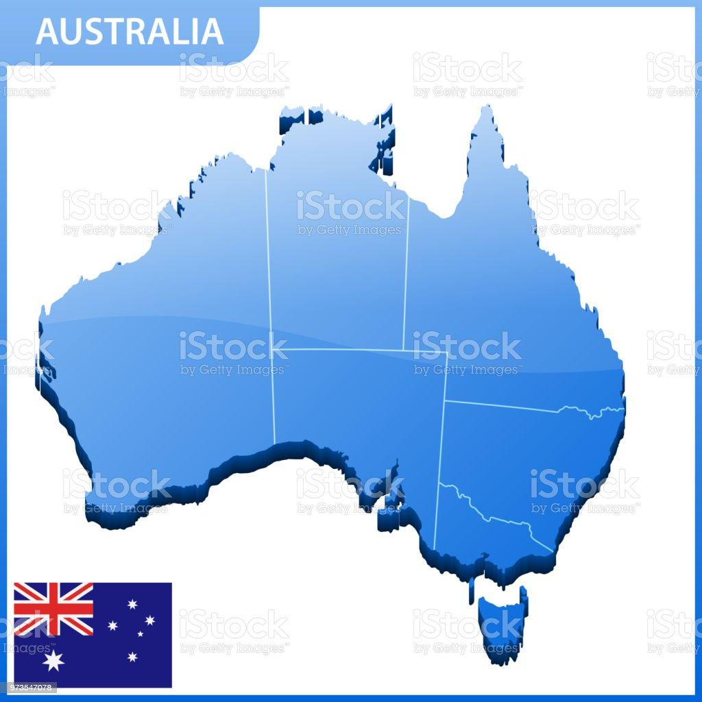 オーストラリアの 3 つの次元マ...