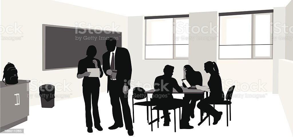 HighSchool Project royalty-free highschool project stock vector art & more images of adult