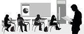 Highschool Substitute Teacher