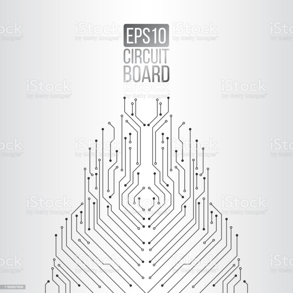 Hightech Technology Background Texture Stock Illustration Download Image Now Istock