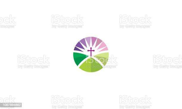Hill cross religious logo vector icon vector id1067694862?b=1&k=6&m=1067694862&s=612x612&h=w1imipacigsjl9yui16lu044kn4ec0gfggmpputqdza=