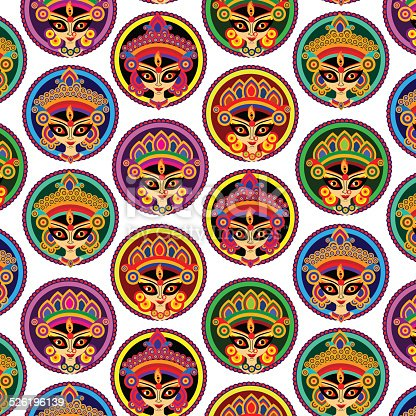 istock Hindu Goddess Durga 526196139