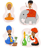 Hindu people set 2