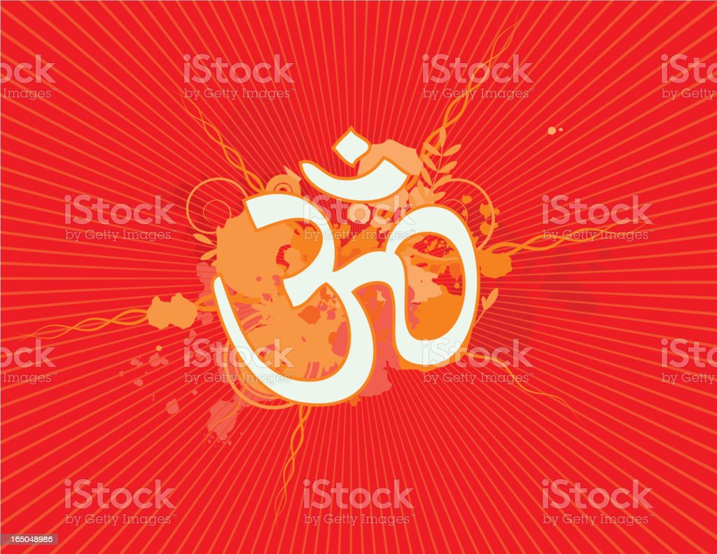 Hindu symbol royalty-free hindu symbol stock vector art & more images of concepts