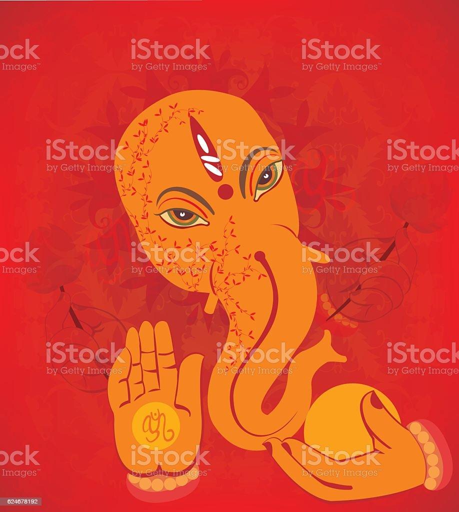 Hindu Wedding Invitation Card Stock Vector Art & More Images of ...