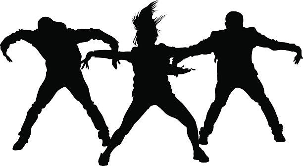 2 703 Hip Hop Dance Illustrations Royalty Free Vector Graphics Clip Art Istock