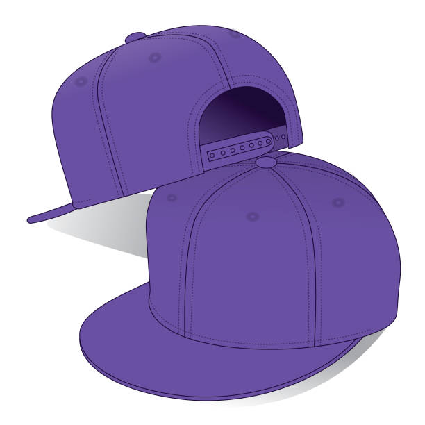 Top 60 Purple Baseball Hat Clip Art, Vector Graphics and ...