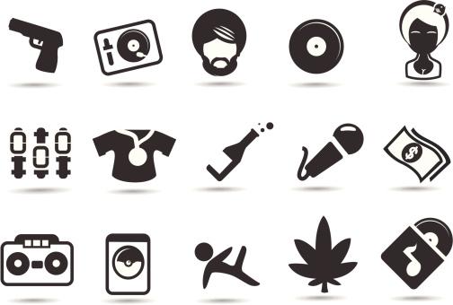 Hip Hop Icons