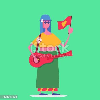 istock Hippie people 1323211428