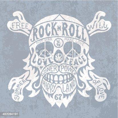 istock hippie skull 452094191