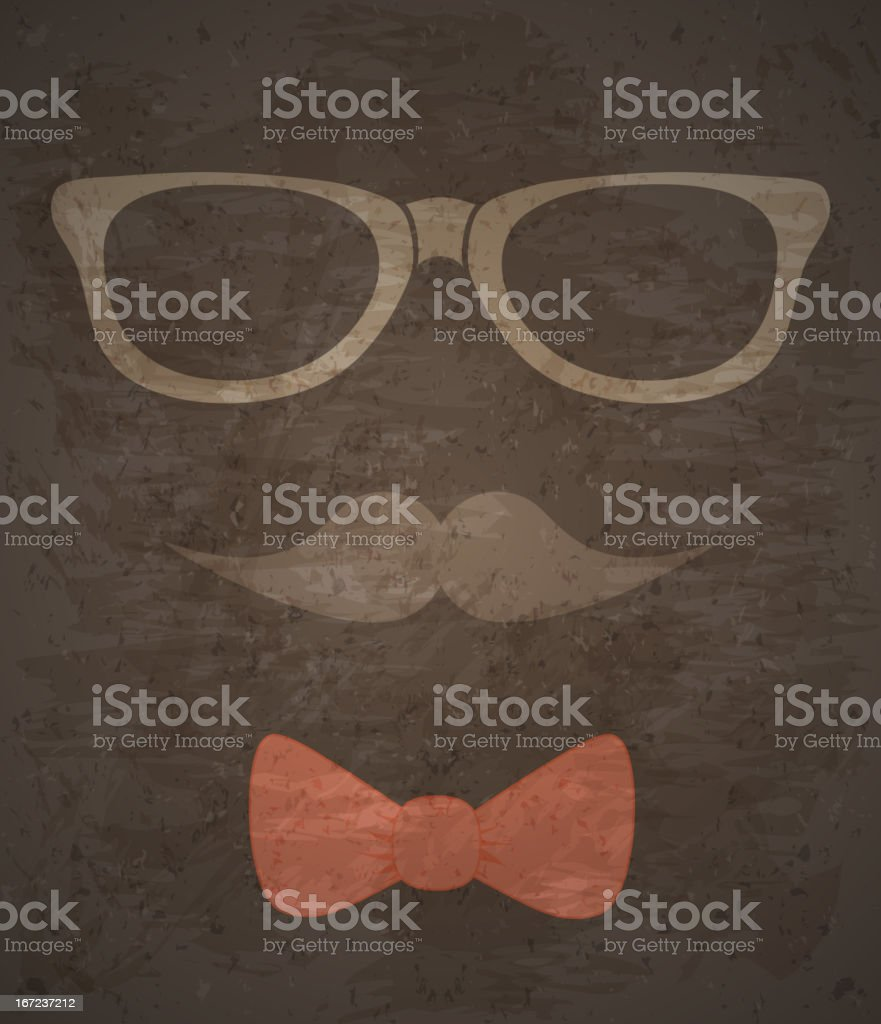Hipster accessories royalty-free stock vector art