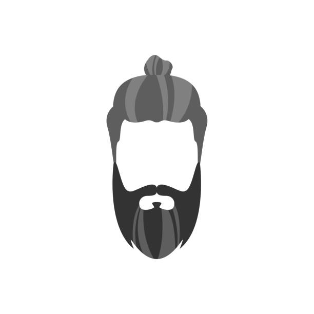 Royalty Free Hair Bun Clip Art Vector Images Illustrations Istock