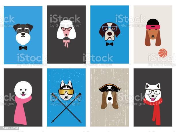 Hipster portrait of dog gentlemen dog vector id543669264?b=1&k=6&m=543669264&s=612x612&h=7zwm6wiqrq7vqfwycra12dshfsdxo8npcqctmh0h9z4=