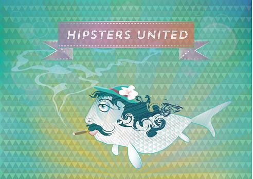 hipsterfish